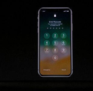 Кадры с презентации нового iPhone