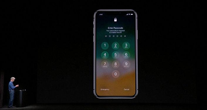 На презентации на iPhone X не сработал датчик распознавания лица