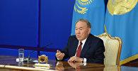 Назарбаев рассказал анекдот про идеального мужчину