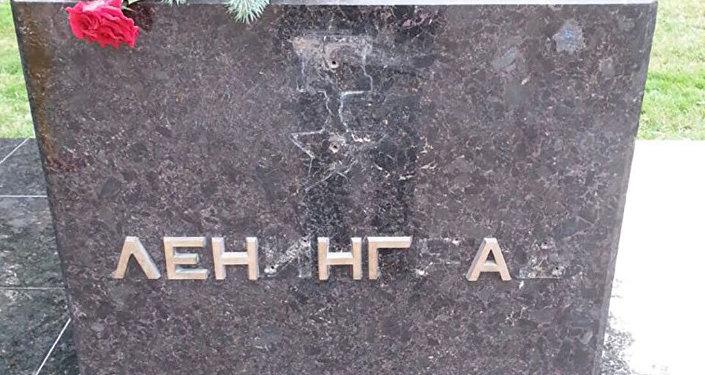 Вандалы осквернили 11 памятников в Парке 28 панфиловцев