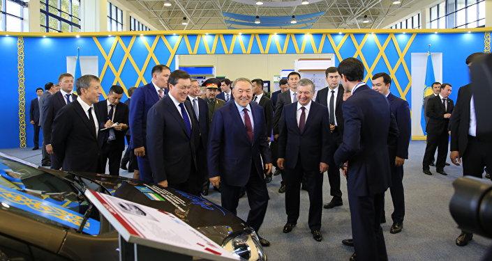 Нұрсұлтан Назарбаевтың Өзбекстанға мемлекеттік сапары
