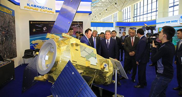 Выставка казахстанской продукции в Ташкенте