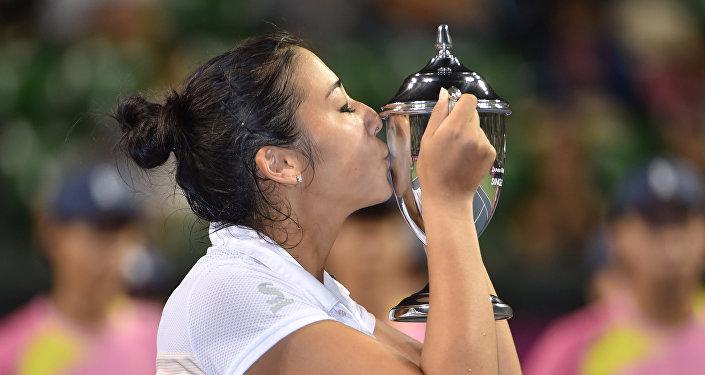 Зарина Дияс выиграла Japan Women's Open
