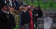 Нурсултан Назарбаев принял участие в открытии Азиатских игр в Ашхабаде