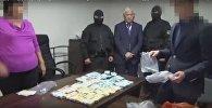 Глава Казахавтодор Карагандинской области задержан за взятку