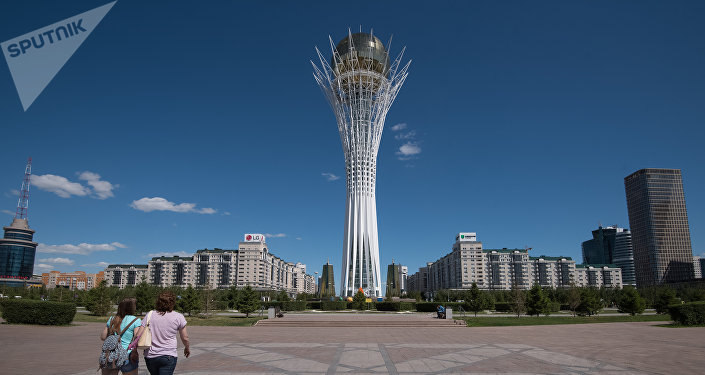 Исекешев: Купол над Астаной будет строиться засчет частных инвесторов