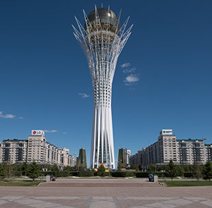 Астананың келбеті