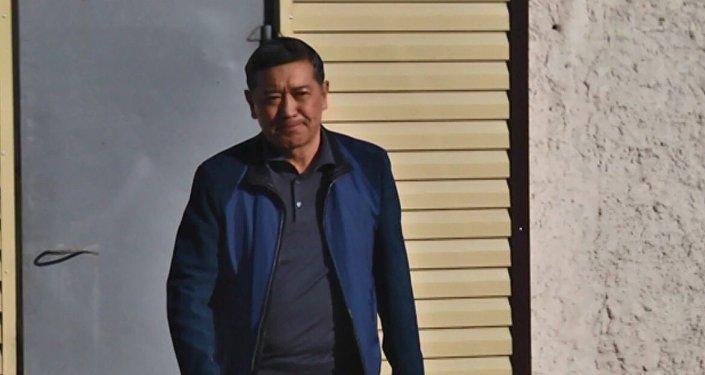 Серик Ахметов вышел из колонии
