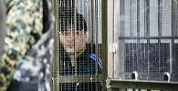 Руслан Кулекбаев в зале суда, архивное фото