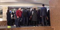 Дольщики Азбуки жилья нарушили спокойствие в акимате Астаны