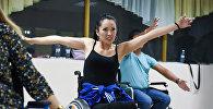 Мастер-класс по танцам для людей с ограниченными возможностями