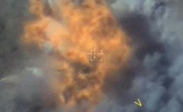 Ресейдің әуе күштері Сирияда содырлар қоршауында қалып қойған әскерилерді құтқарды