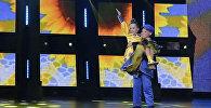 Радха и Амиль из Усть-Каменогорска прошли во второй тур Ты супер! Танцы