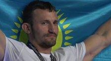 Трехкратный чемпион мира по армрестлингу Георгий Дзеранов