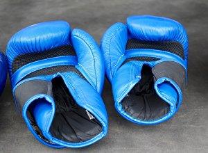 Боксшы қолғабы