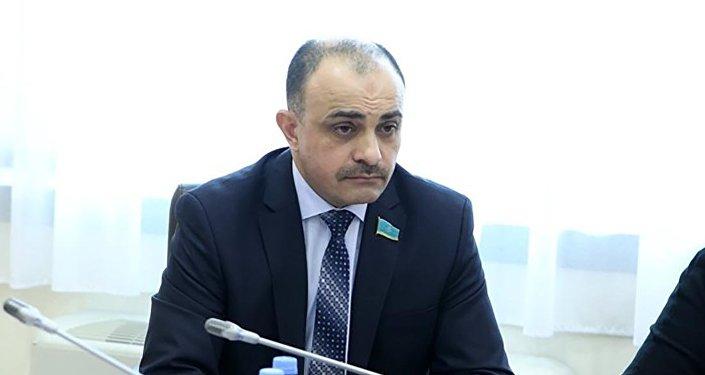 Депутат мажилиса парламента РК Магеррам Магеррамов