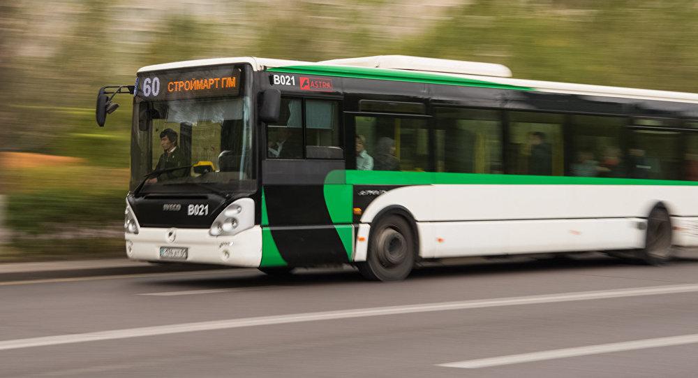 Столичные автобусы