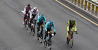 Велогонка Тур Алматы, архивное фото