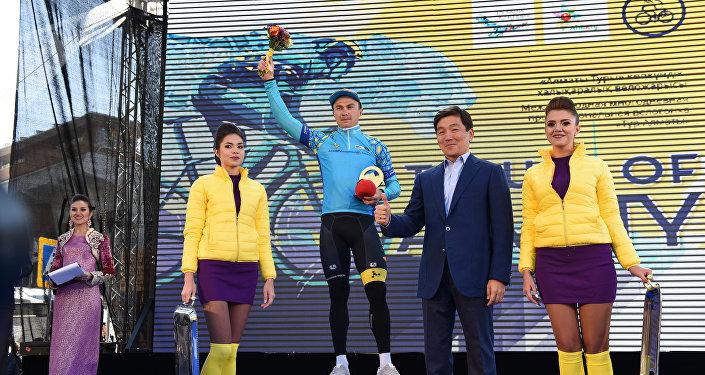 Алексей Луценко выиграл Тур Алматы