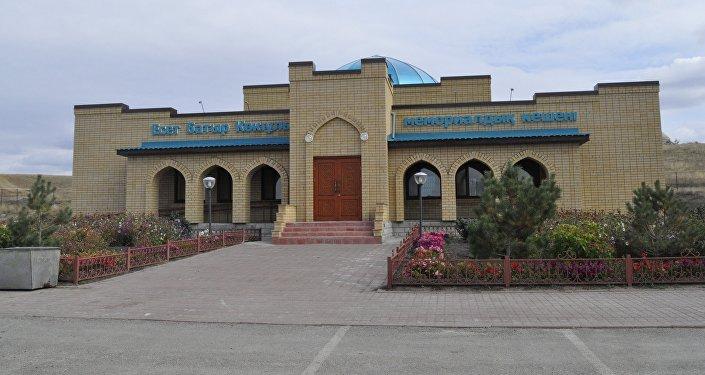 Мемориальный комплекс Есет батыр