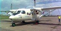 Самолет Ан-28 санитарной авиации РК