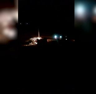 Желіде Ан-28 апаты орнында түсірілген видео жарияланды