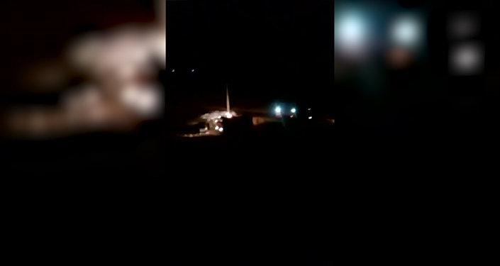 Видео с места падения самолета Ан-28