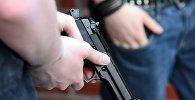 Игрушечный пистолет, иллюстративное фото