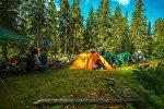 Поход к перевалу Дятлова