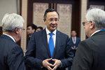 Бывший глава МИД Казахстана Кайрат Абдрахманов, архивное фото