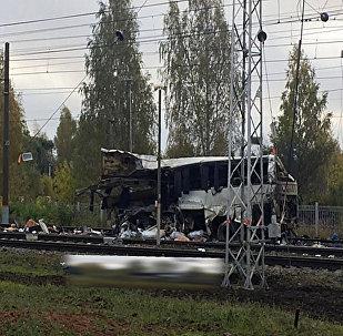 Владимир облысында автобус пен пойыз соқтығысты
