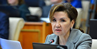 Депутат Мажилиса парламента РК Гульнар Иксанова