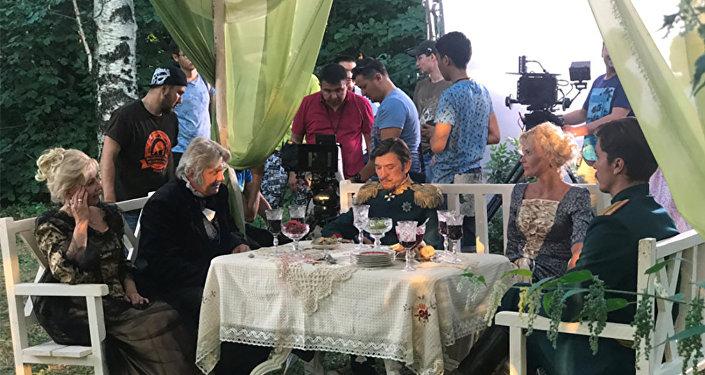 Қазақстанда Балуан Шолақ туралы фильмнің түсірілімі аяқталды