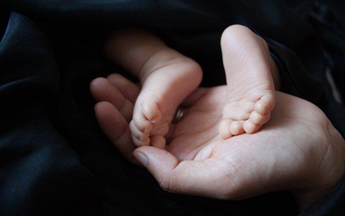 Плод ребенка найден в пакете в Костанайской области
