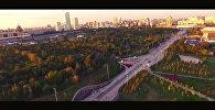 Столичный парк Астаны признан самым лучшим в СНГ