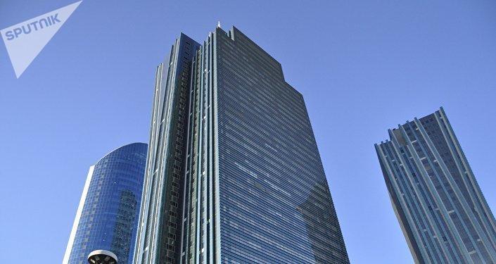Астанадағы Изумрудный квартал кешені