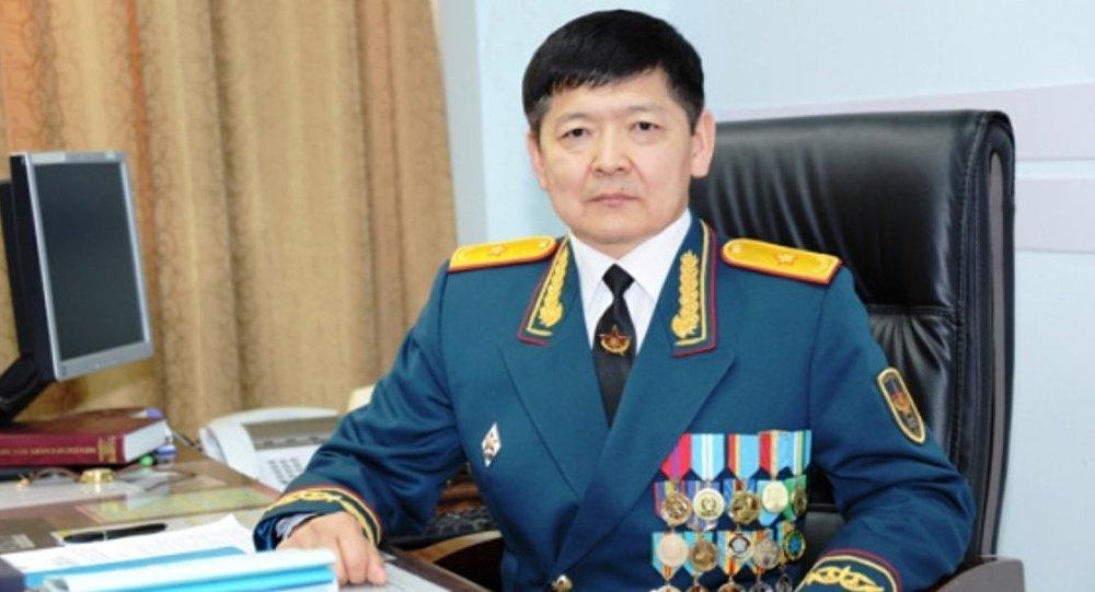 Заместитель министра обороны Талгат Мухтаров