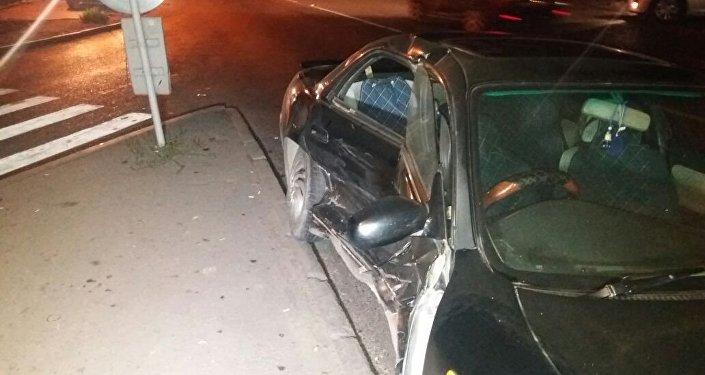 Авария на Жансугурова-Жумабаева