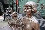 Памятник Марине Цветаевой в Москве