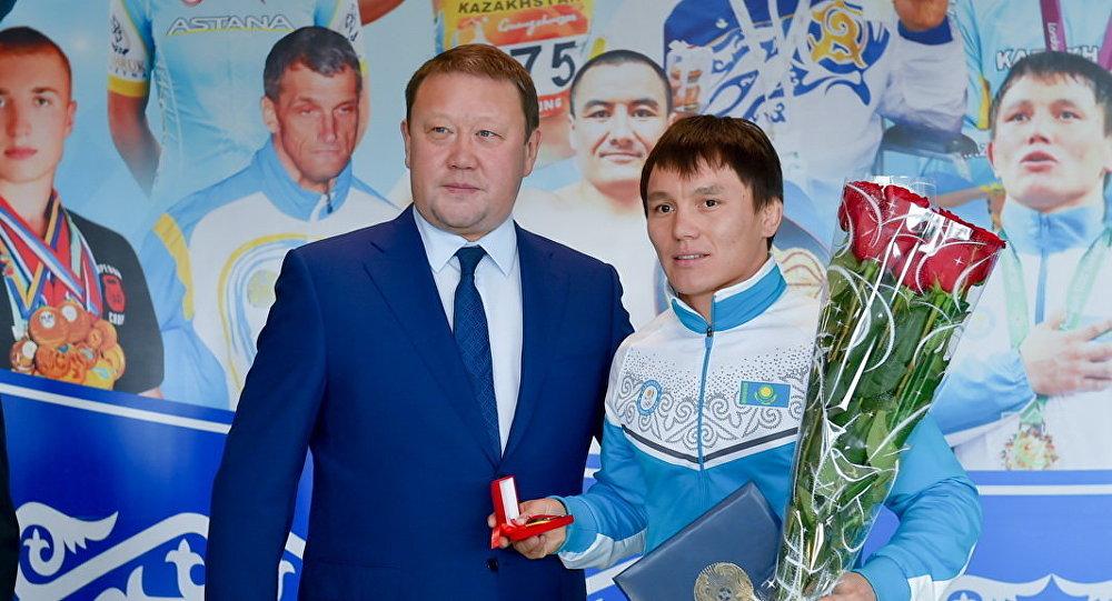 Кумар Аксакалов и Данияр Каленов