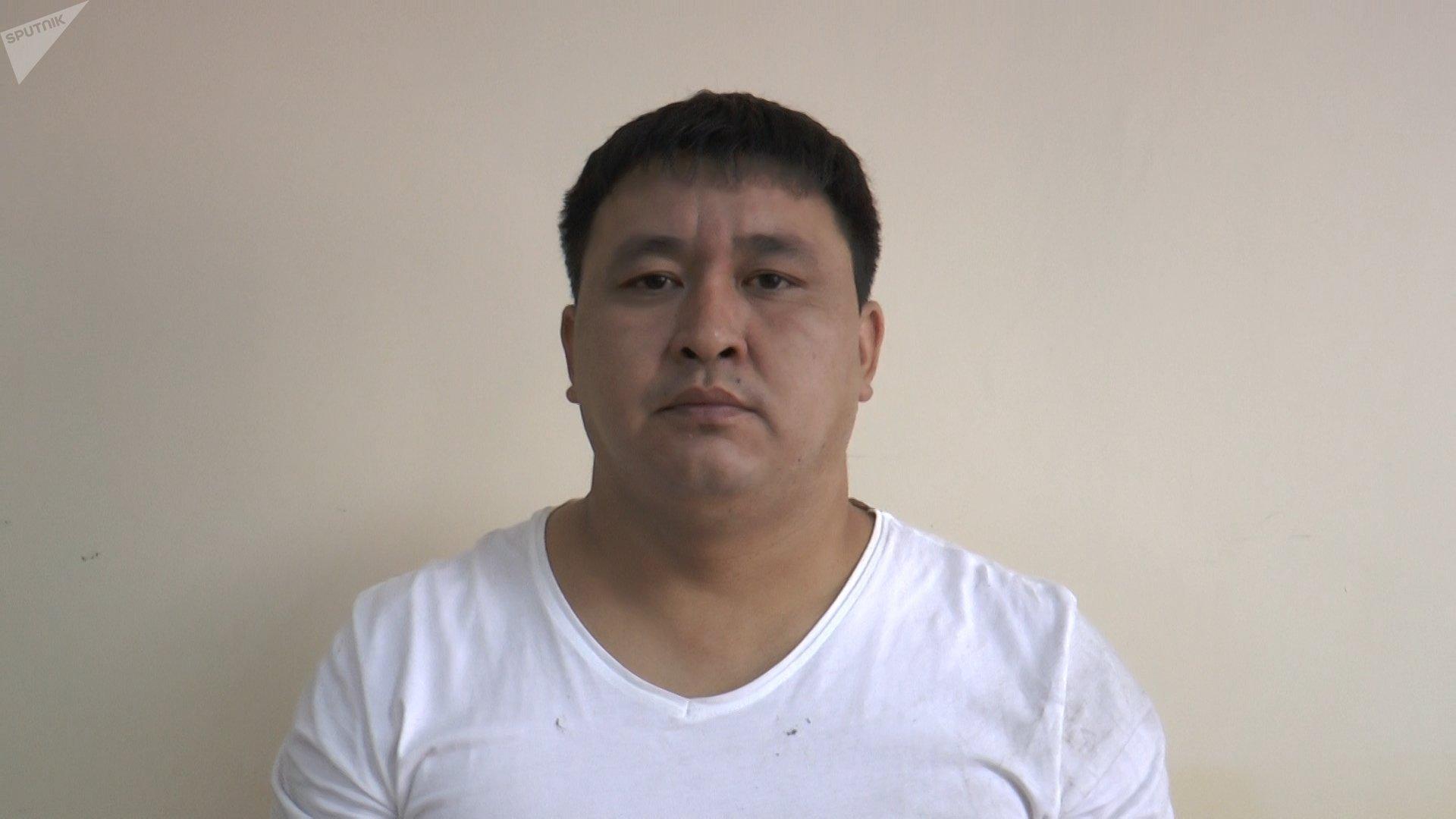 Гражданин Ж., подозреваемый в многочисленных преступлениях