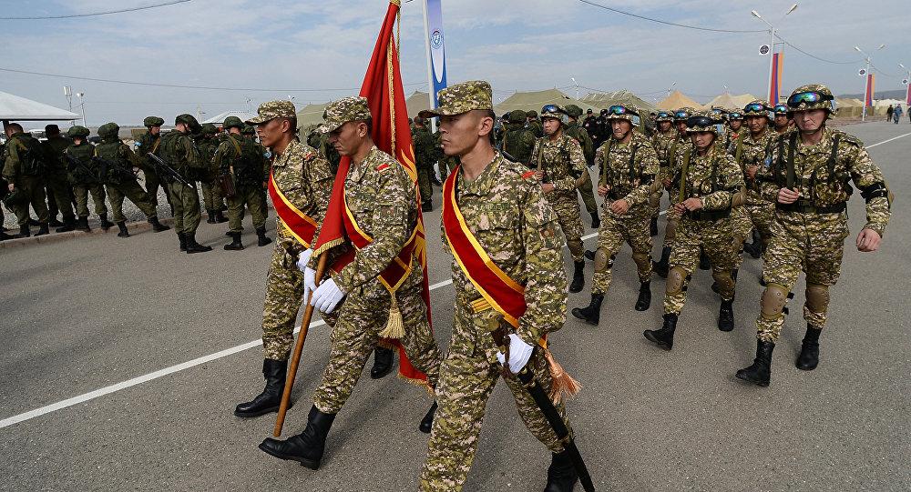 ВКазахстане начались военные учения миротворцев