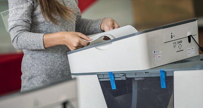 Президентские выборы в Кыргызстане