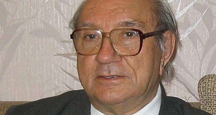 Астроном Виктор Тейфель