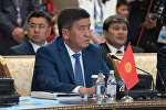 Қырғызстан президенті Сооронбай Жээнбеков