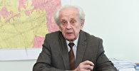 Автор первых инженерно-сейсмометрических станций в Казахстане Владимир Даугавет