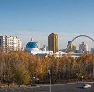 Астанадағы күз