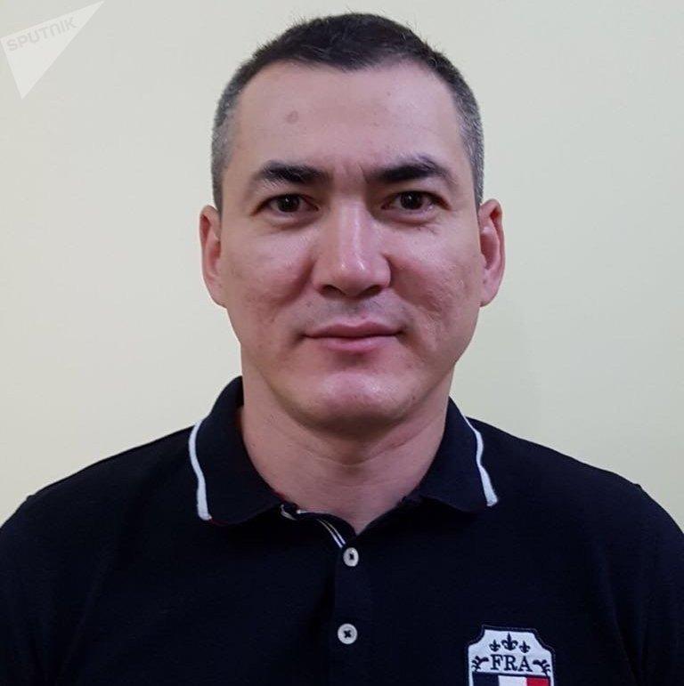 Кадесов Ержан