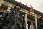 Китайскиие военные