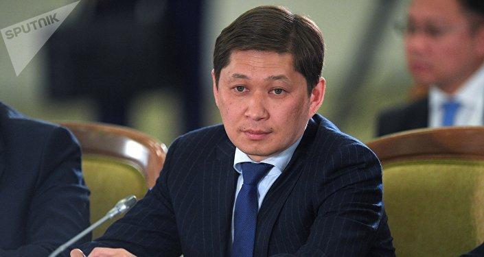 Премьер-министр Кыргызстана Сапар Исаков